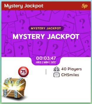 Farmyard Bingo Mystery Jackpot