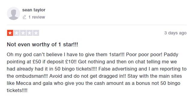 Jackpot Joy Bingo Player Review 3