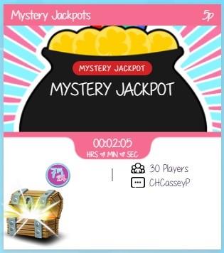 Katies Bingo Mystery Jackpot