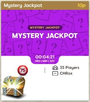 Kingdom of Bingo Mystery Jackpot