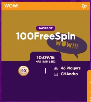 Nutty Bingo Free Spins