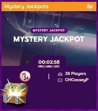 Nutty Bingo Mystery Jackpot