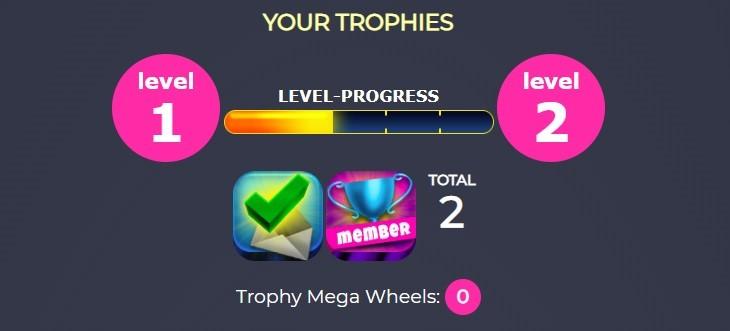 Volcano Bingo Rewards Program 2
