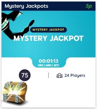 Wish Bingo Mystery Jackpot