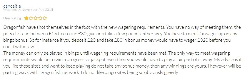 Brown Cow Bingo Player Review 3