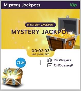 Deep Sea Bingo Mystery Jackpot