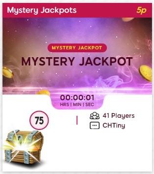 Fairground Bingo Mystery Jackpot