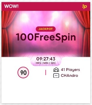 Nova Bingo Free Spins
