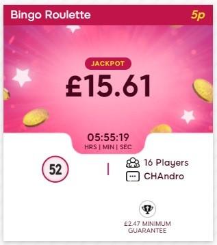 Pet Shop Bingo Bingo Roulette
