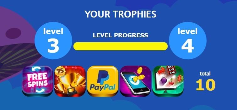 Smile Bingo Rewards Program 2