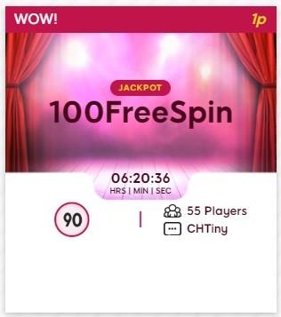 Sparkling Bingo Free Spins