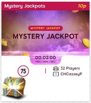 Stash Bingo Mystery Jackpots
