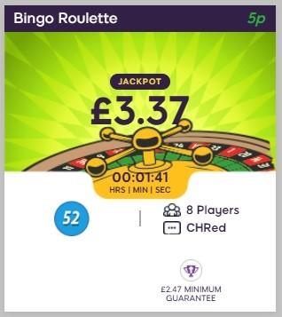 888 Bingo Bingo Roulette