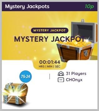 888 Bingo Mystery Jackpots