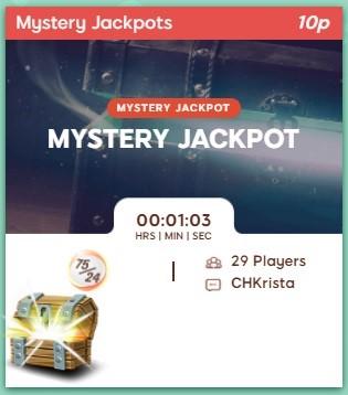 Aunt Bevs Bingo Mystery Jackpots