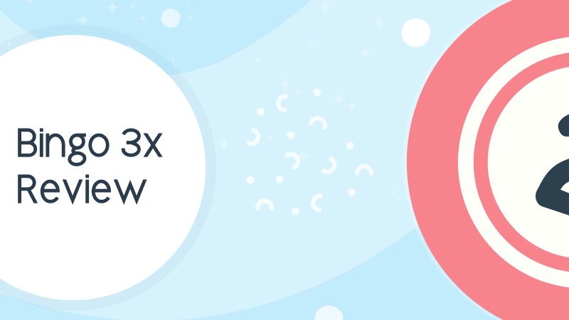Bingo 3X Review