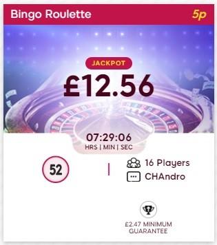 Bingo 4 Her Bingo Roulette