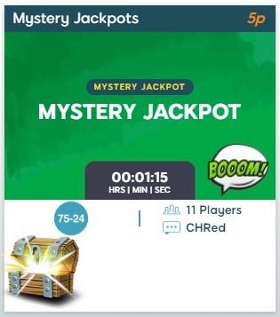 Bingo52 Mystery Jackpots