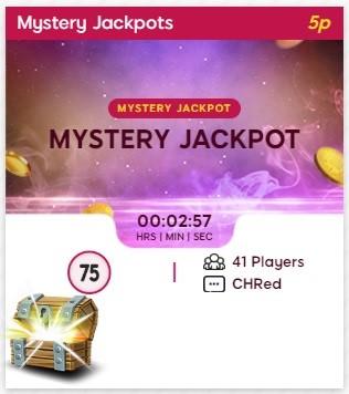 Isle of Bingo Mystery Jackpots