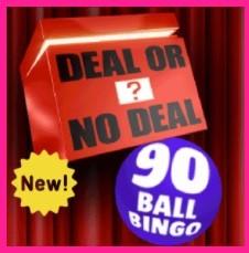 Take a Break Bingo Deal or No Deal