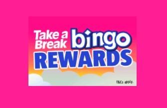 Take a Break Bingo Rewards Program