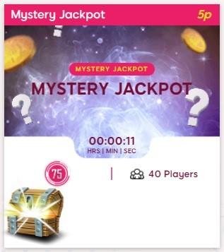Ted Bingo Mystery Jackpot