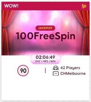 Tuck Shop Bingo Free Spins